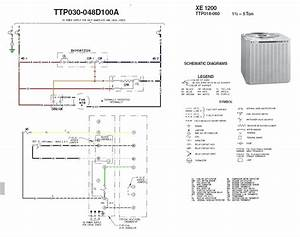 18 Best Of Trane Xl1200 Wiring Diagram