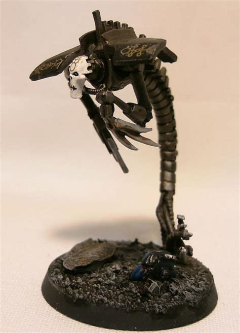 necron warhammer wraith necrons canoptek wraiths profile dakkadakka background fielded typically coils whip