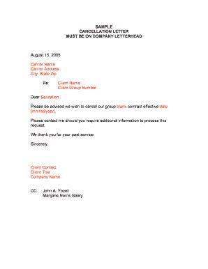 demand draft cancellation letter fill  printable