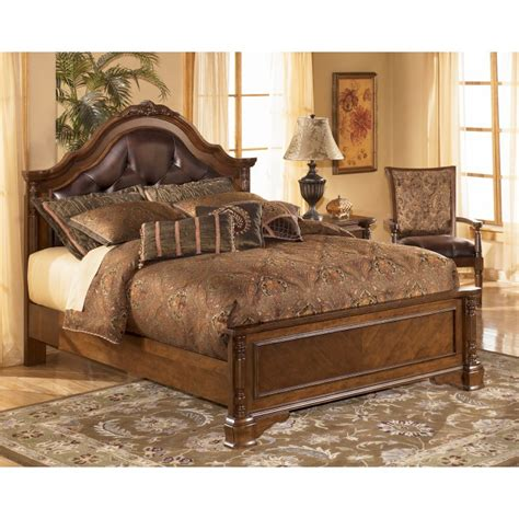 ashley furniture signature design san martin queen panel bed