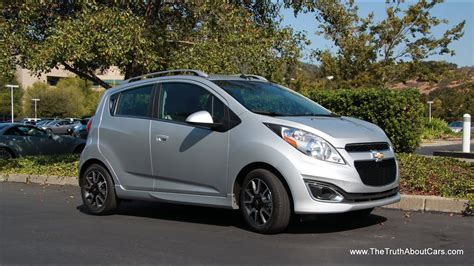 Review Chevrolet Spark by 2013 Chevy Spark Review