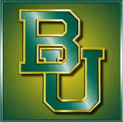 Baylor University Football Logo