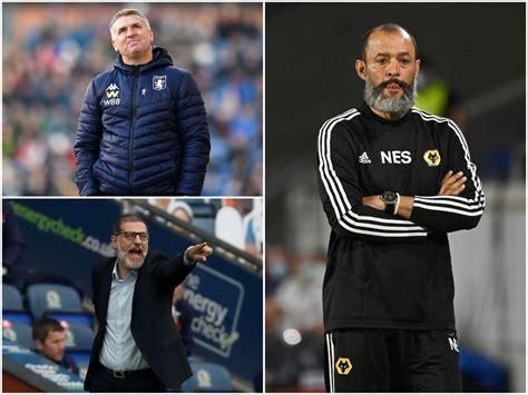 Premier League 2020/21: Wolves, West Brom and Aston Villa ...