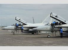 Philippines gets first fighter jets in a decade amid sea