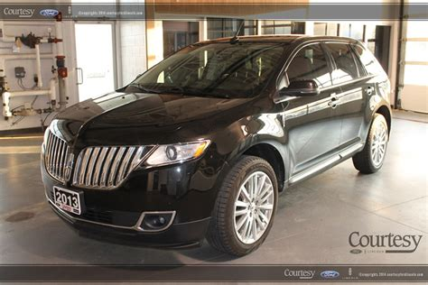 Beautiful Used Lincoln Mkx 2013 For Sale At Courtesy Ford