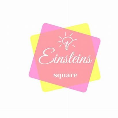 Square Einsteins Shared