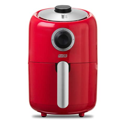 I buy everything for my kitchen in red, black, or. Dash Compact Air Fryer | Electric air fryer, Air fryers, Air fryer