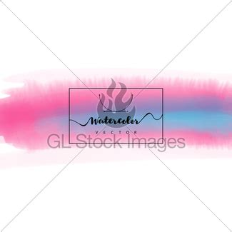 hand painted watercolor texture gl stock images