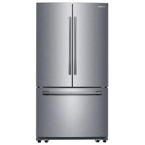 samsung 25 5 cu ft door refrigerator shop samsung 25 5 cu ft door refrigerator with