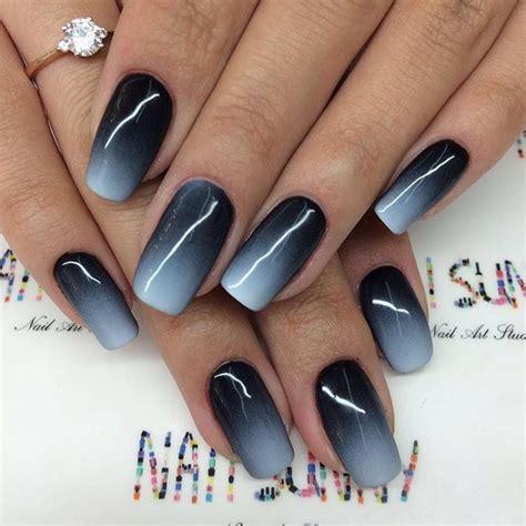 ombre nail designs   ombre nail art ideas