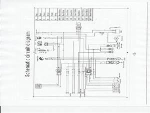 110cc Taotao Atv Wiring Diagram Diagrams