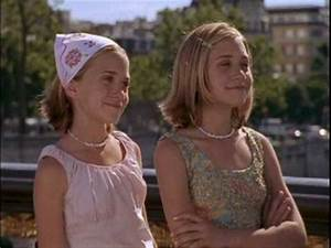 The Olsen twins in Passport to paris - YouTube