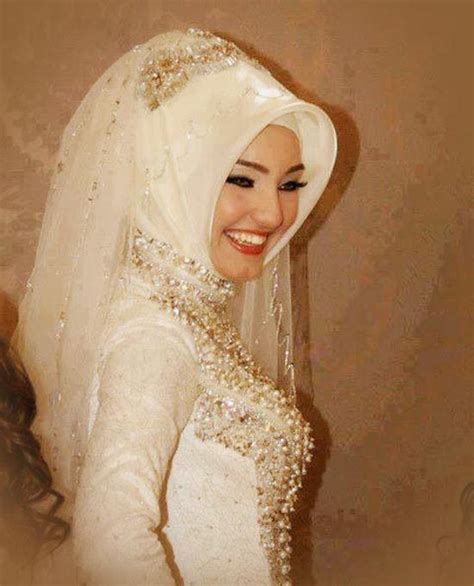 hijab wedding dresses  islamic wedding dresses  brides