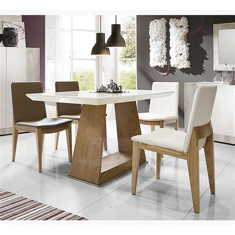 ikea modern dining table nordic rectangular table small apartment minimalist modern
