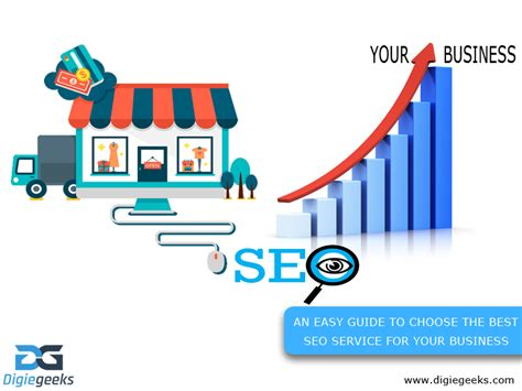 Seo Provider by An Easy Guide To Choose The Best Seo Service For Your
