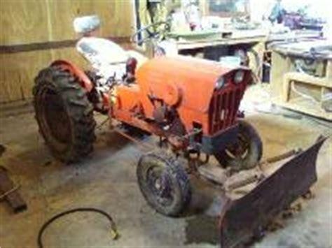 Power King Economy Tractor Restoration Install Alternator