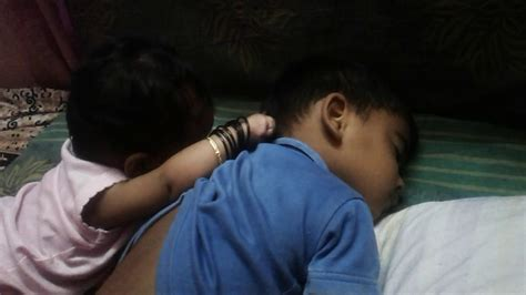 Sister Disturbed Her Brother Sleeping Time Youtube