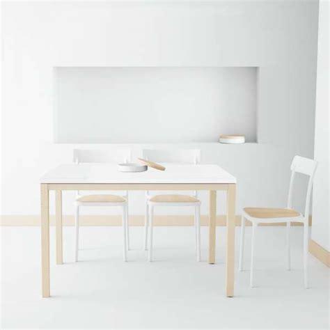 table cuisine ceramique table de cuisine en céramique avec rallonge bois 4 pieds tables chaises et tabourets