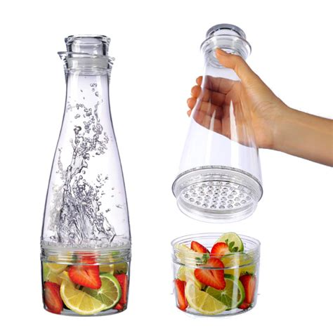 choose to infuse with this fruit infusion flavor carafe