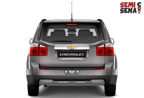 Review Chevrolet Orlando by Harga Chevrolet Orlando 2017 Review Spesifikasi Gambar