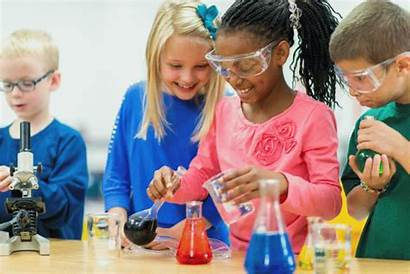 Steam Science Teacher Class Children Curious Education