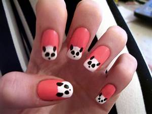 Nail art cute ideas for nails easy and