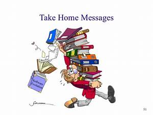 Take home message picture - Lark blog pictures