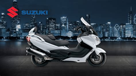 2016  2017 Suzuki Burgman  Top Speed