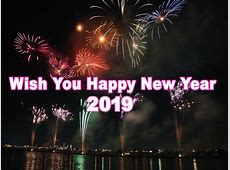 Happy New Year 2019 Quotes, Happy New Year 2019 SMS