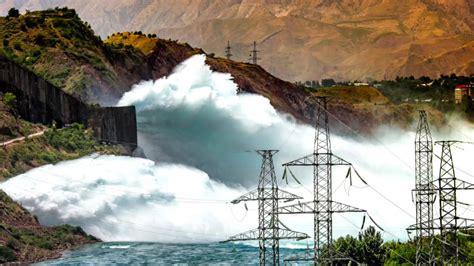 tajikistan nurek hydropower plant rehabilitation