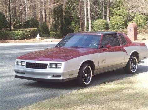 1984 Chevrolet Monte Carlo Pictures Cargurus