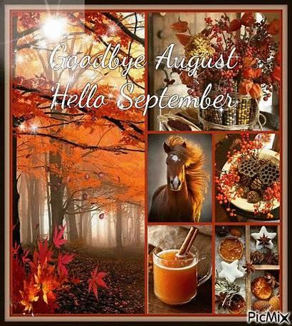 Hello September August Goodbye Fall Lovethispic