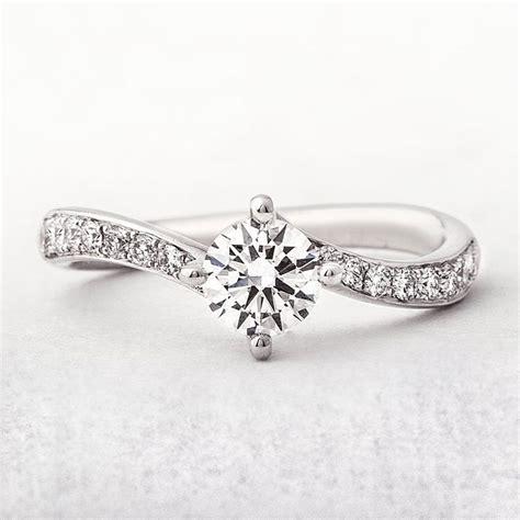 cincin tunangan pernikahan emas berlian perak