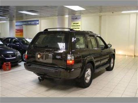 security system 1997 infiniti qx transmission control used 2008 infiniti qx4 photos 3 3 gasoline automatic for sale