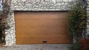 achat de porte de garage avec portillon integree a With achat porte de garage