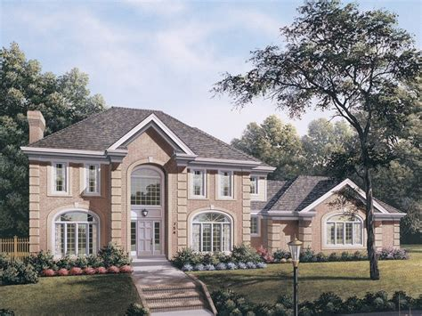 hip roof colonial house plans inspiration 3 bedroom 2 bath colonial house plan alp 09mz