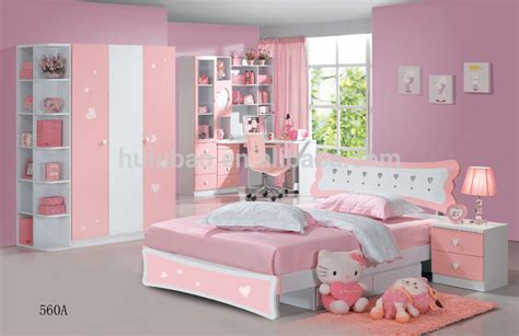 Kids Bedroom Set For Girls/kids Bedroom Furniture Children
