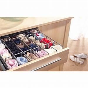 Tiroir Pour Dressing : compartiments pour tiroirs achat vente casier pour meuble soldes cdiscount ~ Teatrodelosmanantiales.com Idées de Décoration