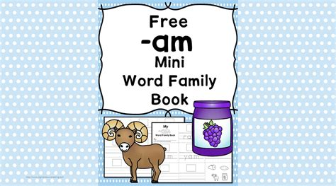 cvc  family worksheets  teach phonics