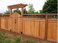 wood fence gates PDF DIY Wooden Gate Pergola Download woodworking plans ...