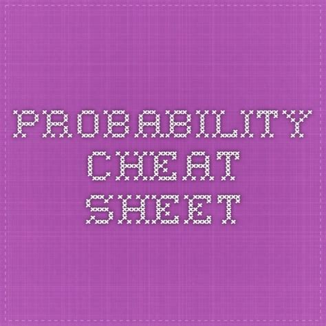 12 best images about probability on pinterest my goals