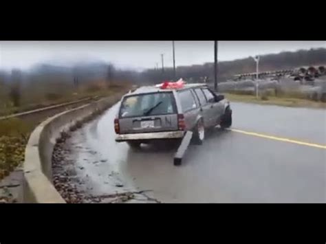 epic volvo drift compilation youtube