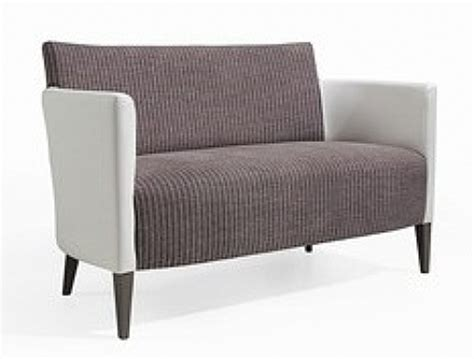 canap 233 2p accoudoirs tissu assise fauteuil canap 233 pouf cabrio ref c2