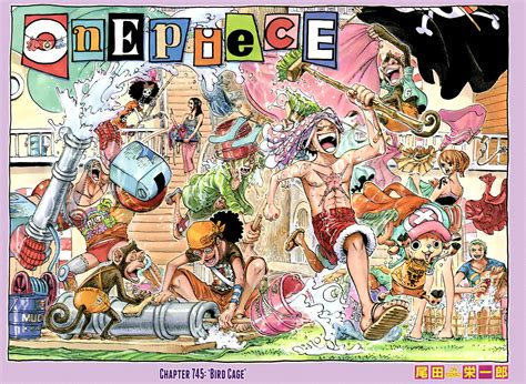 One Piece Chapter 745
