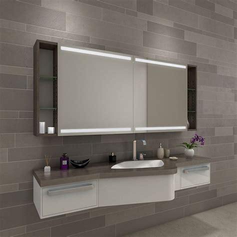 Spiegelschrank Für Badezimmer Mit Beleuchtung by Badezimmer Spiegelschrank Mit Beleuchtung Catania