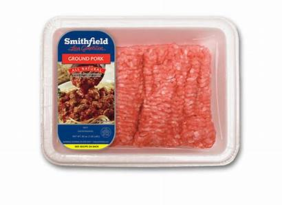 Pork Smithfield Ground Fresh Lean Natural Flavor