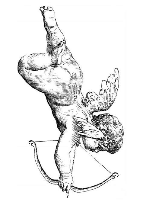 Kleurplaat Cupido by Kleurplaat Cupido Afb 20628