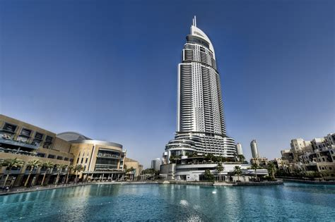 The Address Downtown Dubai  Magic Travel