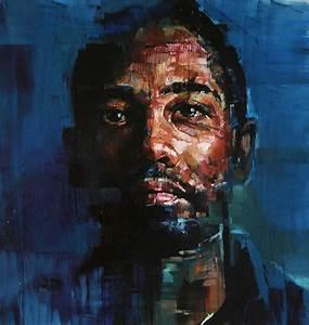 New portraits andrew salgado feel desain for Paintings by andrew salgado