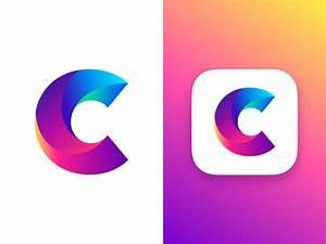 best 25 c logo ideas on pinterest a logo logo With letter design app